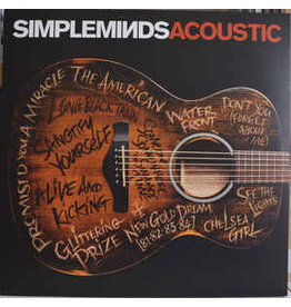usedvinyl (Used LP) Simple Minds – Acoustic (2LP/Only Press)