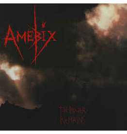 usedvinyl (Used LP) Amebix – The Power Remains