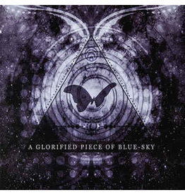 usedvinyl (Used LP) Atlas Moth -Glorified (Blue Vinyl)