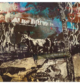 usedvinyl (Used LP) At The Drive In - Interalia (Clear with Purple Splatter)
