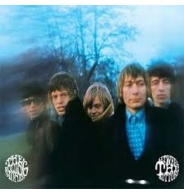 (LP) Rolling Stones - Between The Buttons (2020 Reissue/Turquoise)