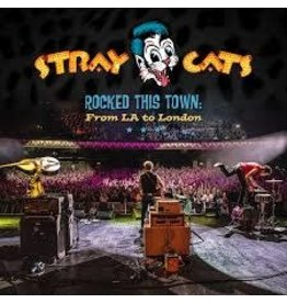 (LP) Stray Cats - Rocked This Town: From LA to London