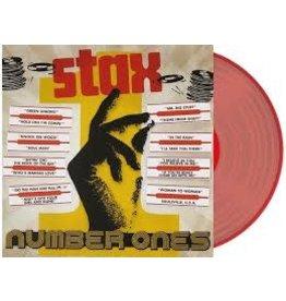 (LP) Various - Stax Number Ones (Red Vinyl/2020 Reissue)