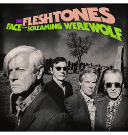(CD) The Fleshtones - Face of the Screaming Werewolf RSD20  (October Drop Day)