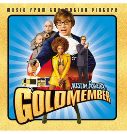 (LP) Soundtrack - Austin Powers In Goldmember RSD20 (October Drop Day)