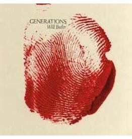 (LP) Will Butler - Generations (Indie/White & Red Marble)