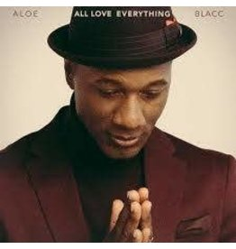 (LP) Aloe Blacc - All Love Everything