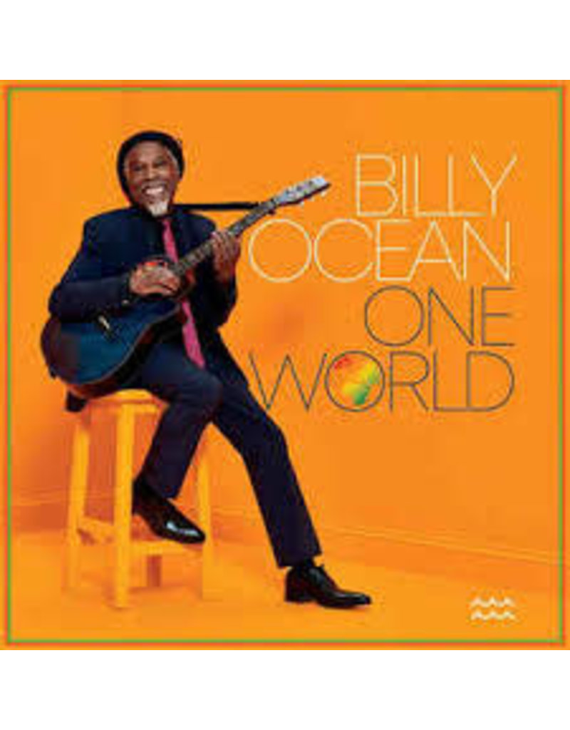 (CD) Billy Ocean - One World