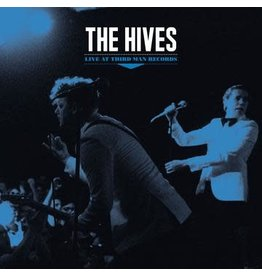 (LP) The Hives - Live At Third Man Records