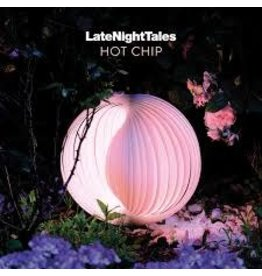 Last Night Tales (CD) Hot Chip - Late Night Tales