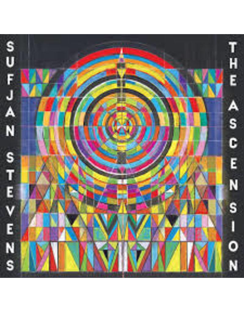 ASTHMATIC KITTY (CD) Sufjan Stevens - The Ascension