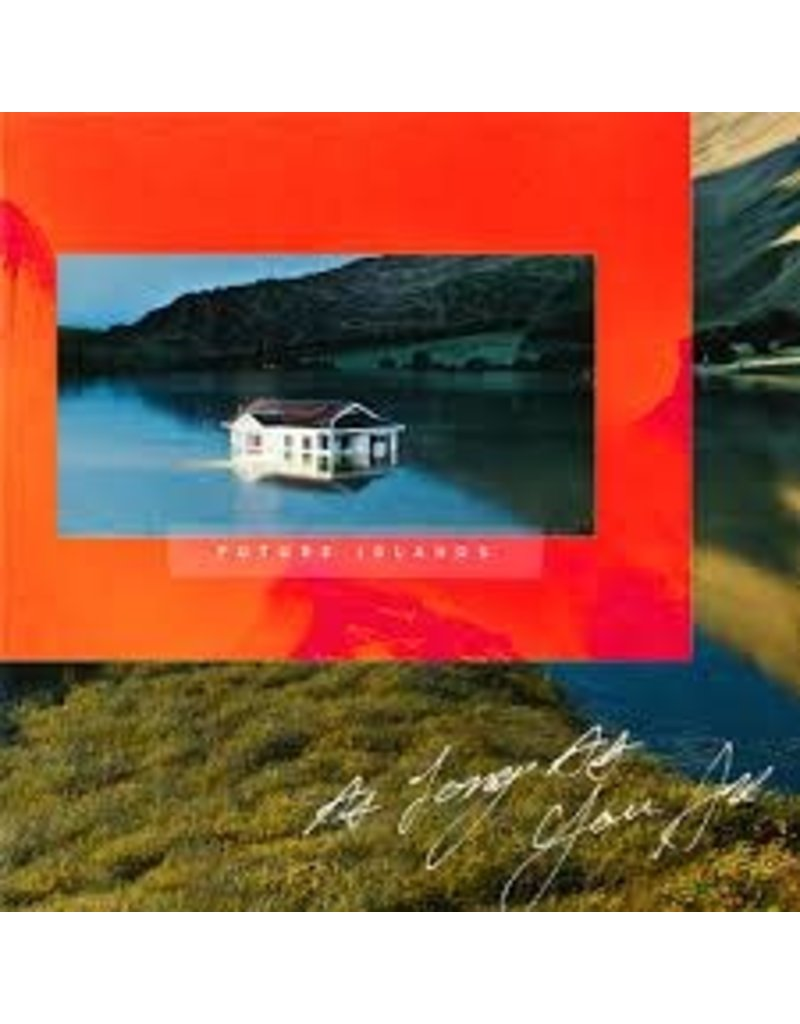 (CD) Future Islands - As Long As You Are
