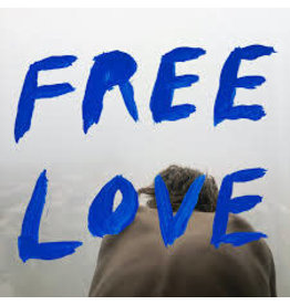 Concord Jazz (LP) Sylvan Esso - Free Love (sky blue indie shop version)