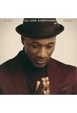 (CD) Aloe Blacc - All Love Everything