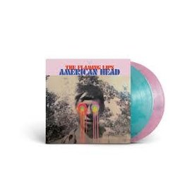 (LP) The Flaming Lips - American Head (Coloured Edition:Teal/Pink)