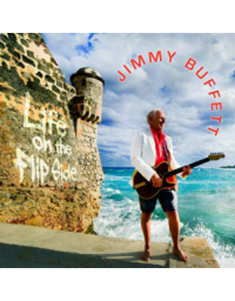 (CD) Buffett, Jimmy & The Coral Reefers - Life On The Flip Side