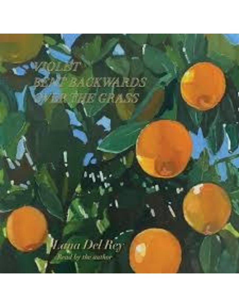 (CD) Lana Del Rey - Violet Bent backwards Over the Grass