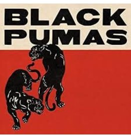 "Fontana North (LP) Black Pumas - Self Titled (Deluxe: 2LP Coloured +7"")"