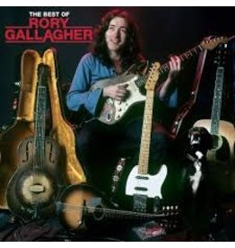 (LP) Rory Gallagher - Best Of (2LP)