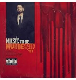 (LP) Eminem - Music To Be Murdered By (2LP)