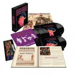 (LP) Black Sabbath - Paranoid (Super Deluxe: 5LP+Book+Poster+Memorabilia)