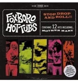(LP) Foxboro Hottubs - Stop Drop And Roll!!! (Psychedelic Green)