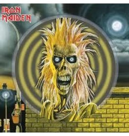 (LP) Iron Maiden - Self Titled (2020 Reissue/Picture Disc)