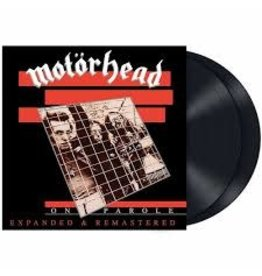 (LP) Motorhead - On Parole (Expanded & Remastered)