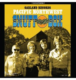 Garland records (LP) Garland Records - Pacific Northwest Snuff Box (GREEN VINYL)