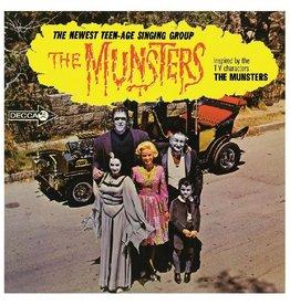 (LP) Soundtracks - The Munsters (Limited Orange with Black Splatter Vinyl Edition)