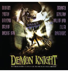 (LP) Soundtrack - TALES FROM THE CRYPT PRESENTS: Demon Knight