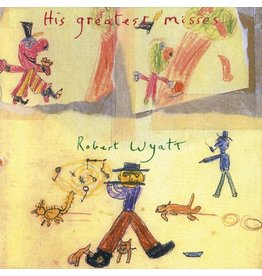 (LP) Robert Wyatt - His Greatest Misses