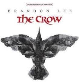 (LP) Soundtrack - The Crow (2020 Reissue)