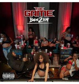 (LP) The Game - Born 2 Rap (3LP) RSD20 (October Drop Day)