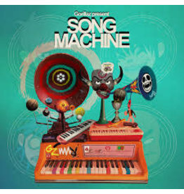 (CD) Gorillaz - Song Machine, Season One
