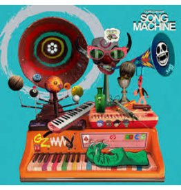 (LP) Gorillaz - Song Machine, Season One