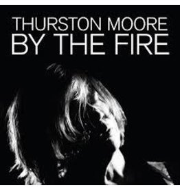 Daydream Library (LP) Thurston Moore - By The Fire (2LP-transparent orange vinyl)