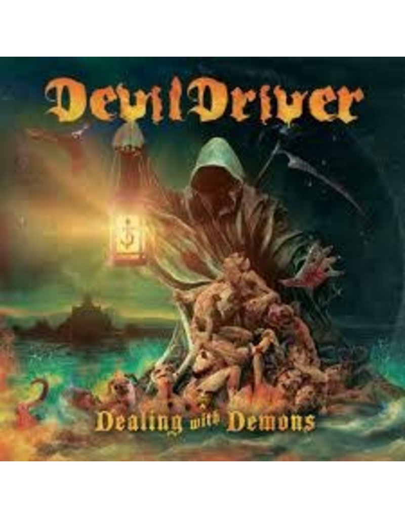 Napalm (CD) Devildriver - Dealing With Demons I