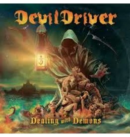 Napalm (LP) Devildriver - Dealing With Demons I