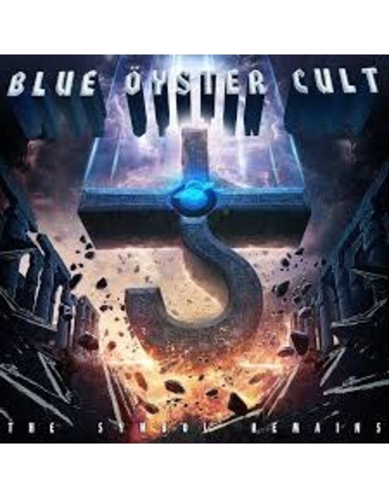 (CD) Blue Oyster Cult - The Symbol Remains