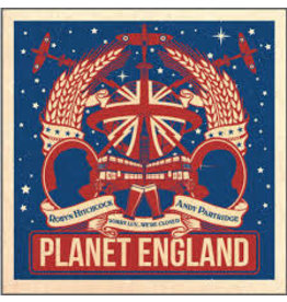 """(LP) Robyn Hitchcock & Andy Partridge - Planet England 10"""" EP"""
