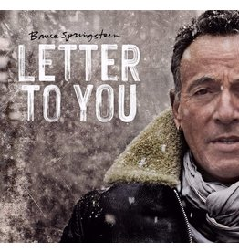 (LP) Bruce Springsteen - Letter To You (Indie Grey Coloured Vinyl)