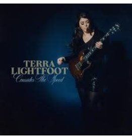 (LP) Terra Lightfoot - Consider The Speed