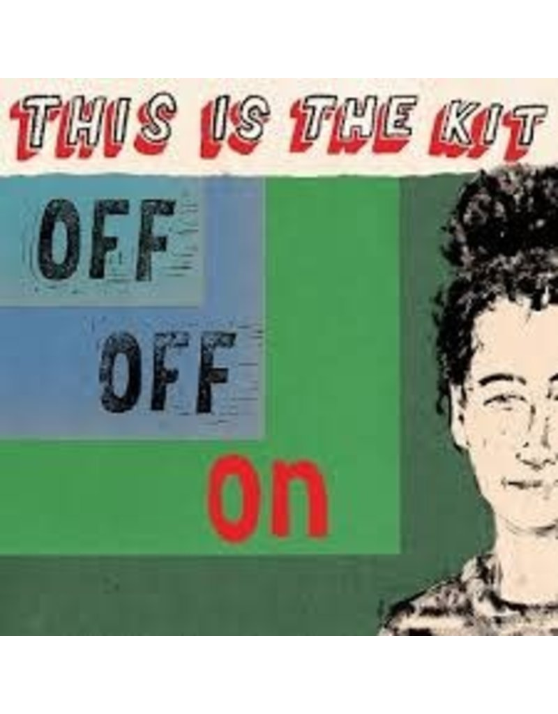 (CD) This Is The Kit - Off Off On