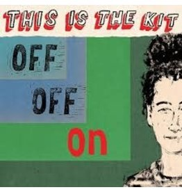 (LP) This Is The Kit - Off Off On (Red Indie Version)