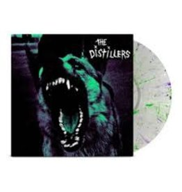 (LP) Distillers - The Distillers (20th Anniversary/remaster/colour)