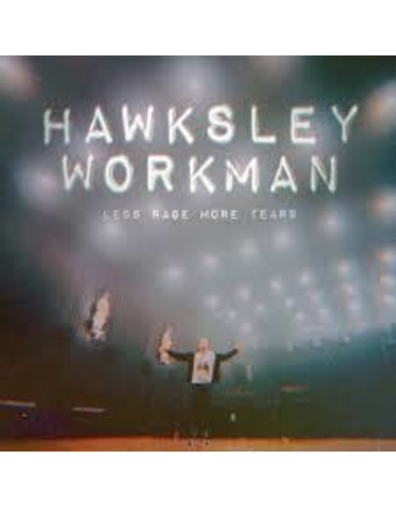 (CD) Hawksley Workman - Less Rage More Tears