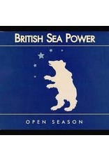 (CD) British Sea Power - Open Season (2CD/15th year anniversary)