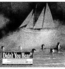 (LP) Mort Garson - Didn't You Hear? (silver vinyl)
