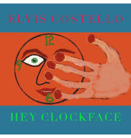 Concord Jazz (CD) Elvis Costello - Hey Clockface